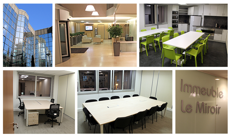 Nouveaux bureaux BMI SYSTEM Montrouge