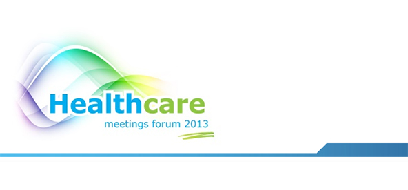 Healthcare meetings forum