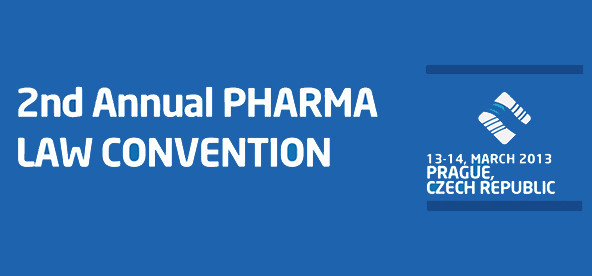 2nd Annual Pharma Law Convention in Prague
