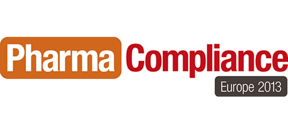 Pharma Compliance Europe 2013