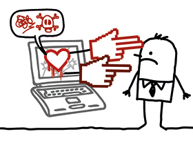Heartbleed flaw