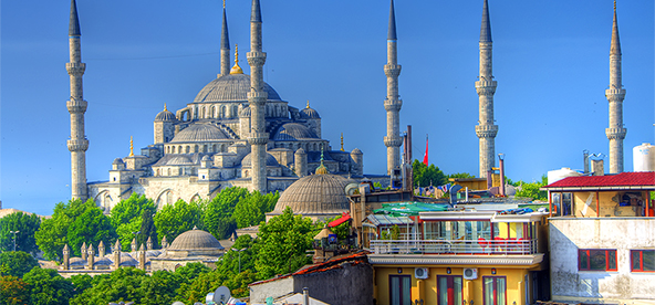Opportunities for BMI SYSTEM's compliance solutions in Turkey