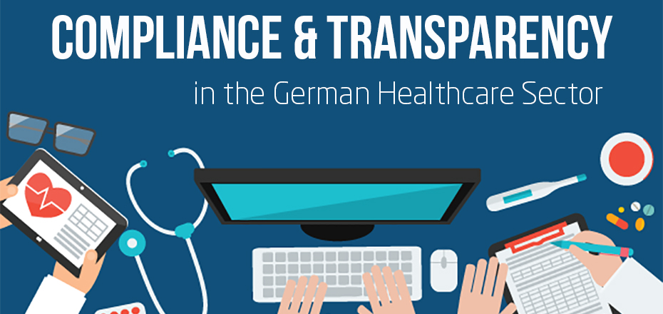Compliance and transparency in the German healthcare sector