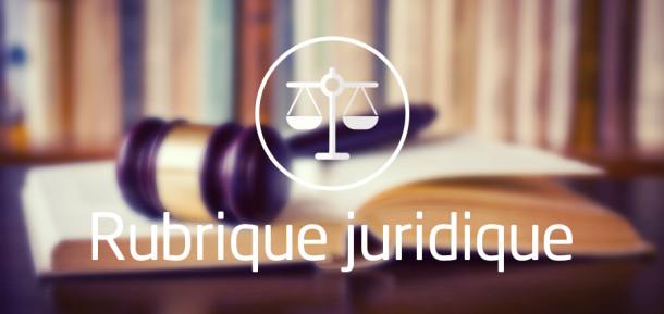 Rubrique juridique