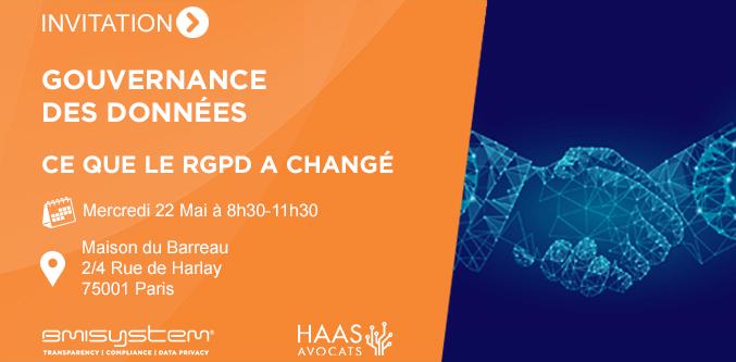 Gouvernance des données : ce que le RGPD a changé