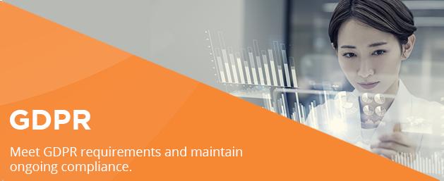 Meet GDPR requirements